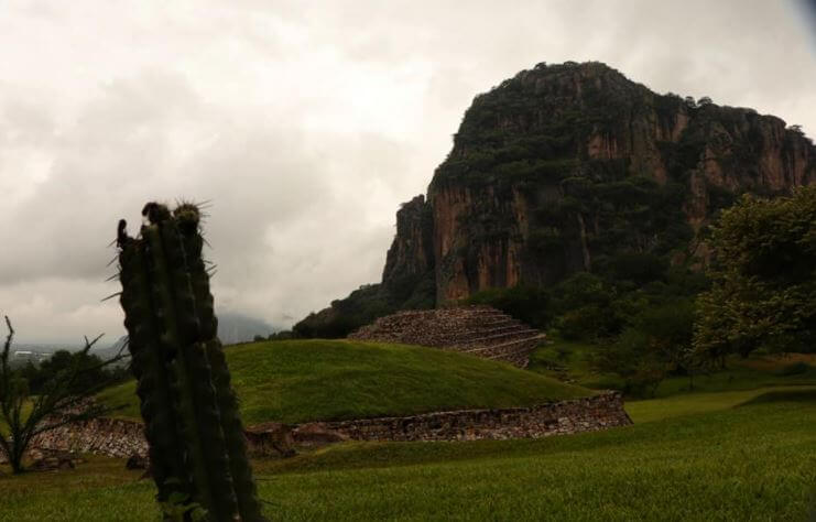 Zona arqueológica de Chalcatzingo