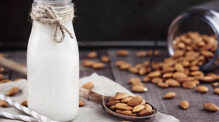 5 recetas para hacer leches vegetales