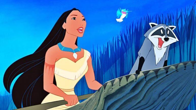 De qué país son las Princesas Disney