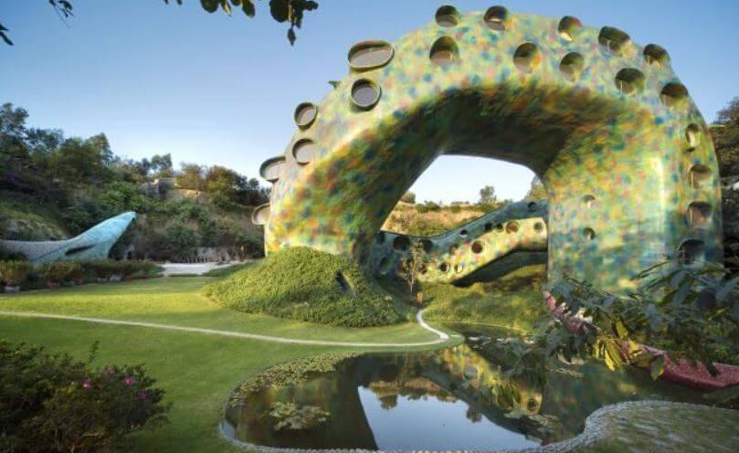 El Nido de Quetzalcóatl un lugar perfecto para vacacionar