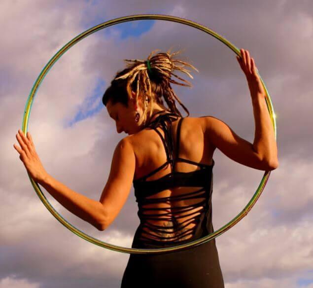 Hula hoop: la actividad perfecta para bajar de peso