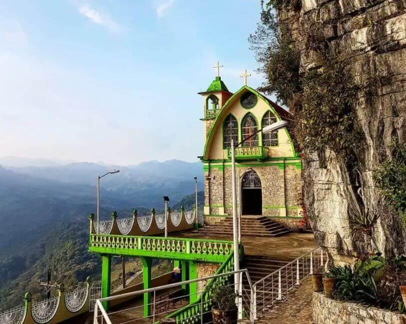 Jonotla un hermoso lugar ubicado en la Sierra Norte de Puebla