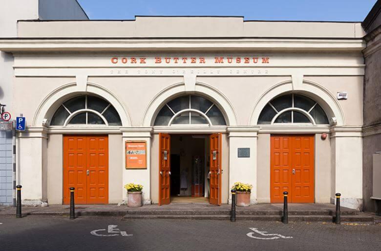 Museo de la mantequilla en Irlanda
