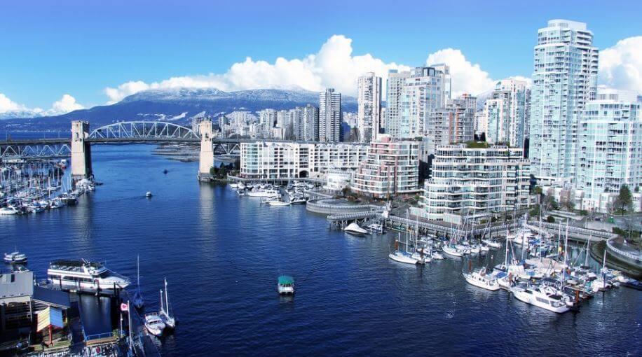 Razones por las que tienes que ir a Vancouver