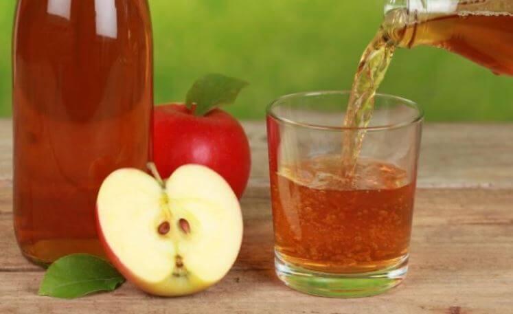 Receta para hacer tu propia sidra de manzana
