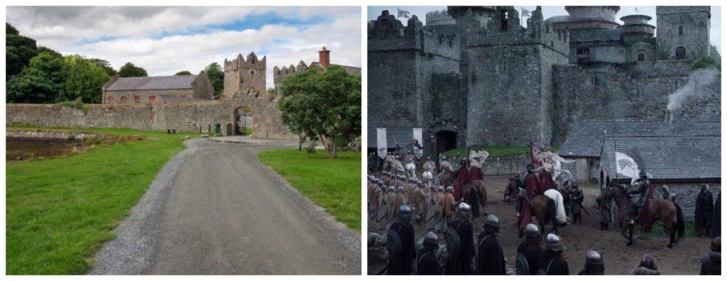 Ruta por Irlanda del Norte para conocer locaciones de Game of Thrones