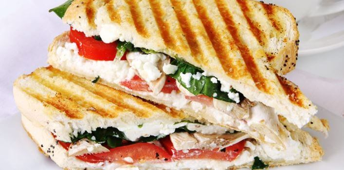 5 recetas de sandwich gourmet