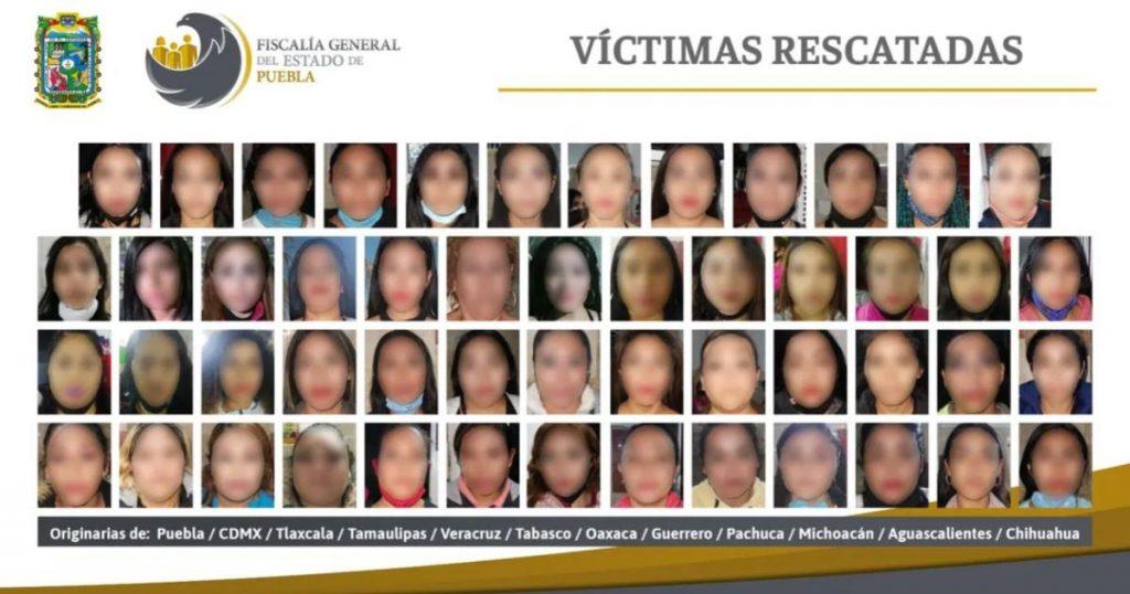74-Mujeres-víctimas-de-explotación-sexual-rescatadas-en-Puebla