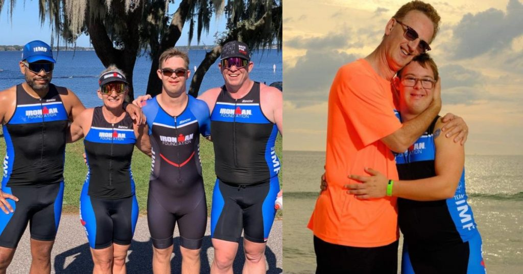 Chris Nikic-Primer-triatleta-Síndrome-de Down-Ironman-2