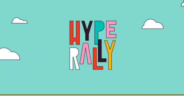 Hype-Rally-App
