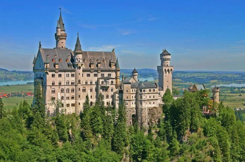 Conoce los Castillos más impresionantes del mundo