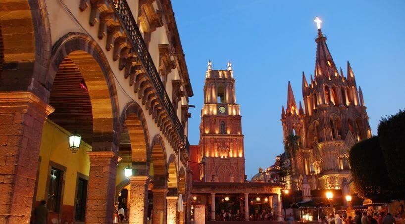Lugares perfectos para el invierno en México