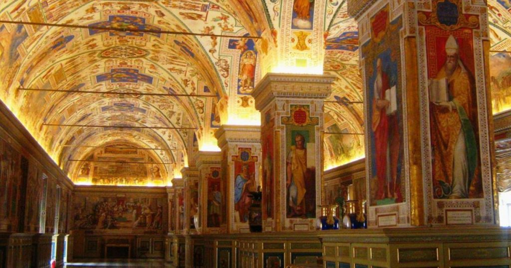 Lugares-prohibidos -que-nunca-podrás-visitar-Archivos-Secretos-del-Vaticano