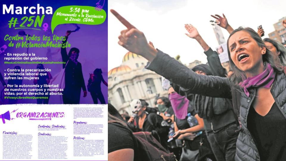 Marcha-feminsta-25Nov-contra-violencia-genero-CDMX