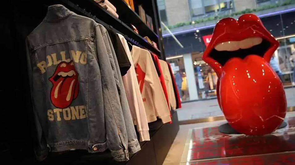 Los Rolling Stones ya tienen su tienda oficial en Carnaby Street