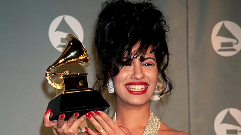 Selena-Quintanilla-Premio-Grammy