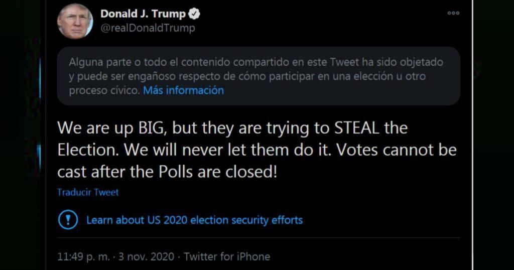 Tuits-Donald-Trump-VS-Joe-Biden-elecciones-EU-2020-2