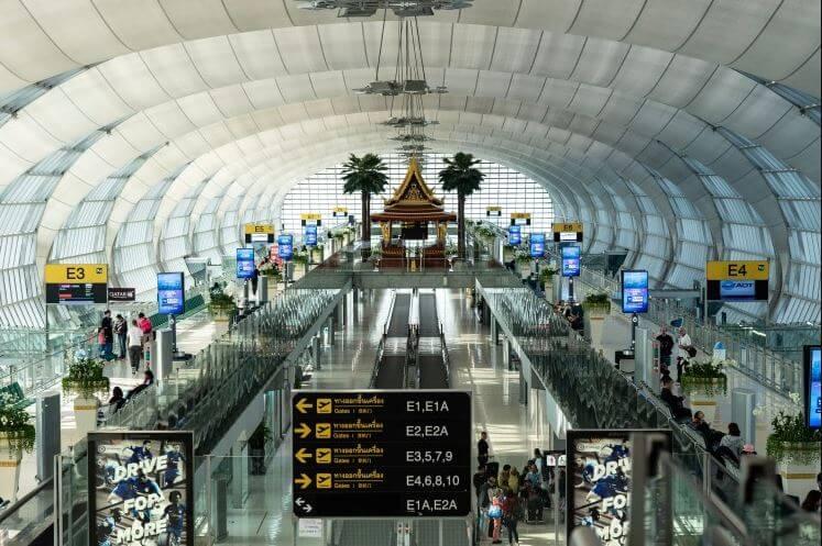 Los aeropuertos más grandes del mundo