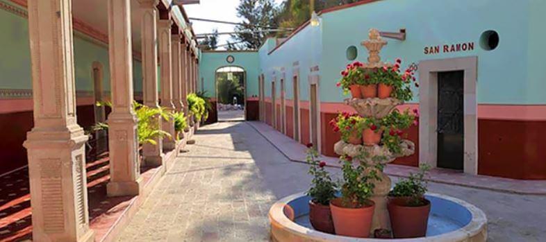 Lugares con aguas termales en México