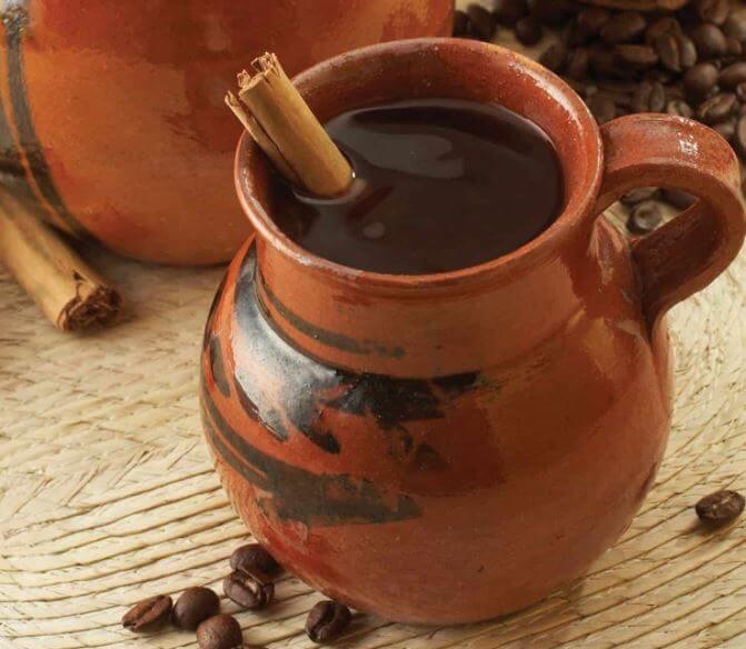 Origen del café de olla
