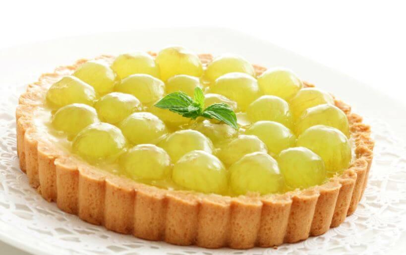 platillos que puedes hacer con uvas