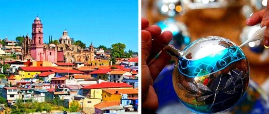 Lugares para comprar esferas navideñas en México