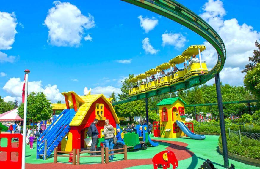 Los mejores parques de diversiones del mundo