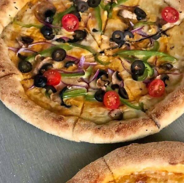 Dónde comer las mejores pizzas veganas en CDMX
