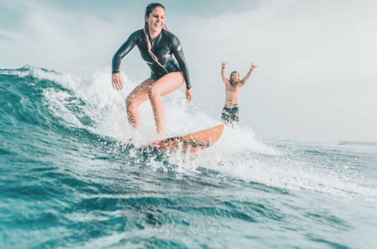 Playas para surfear en México