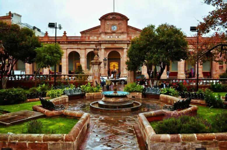 Qué visitar en Sombrerete Zacatecas
