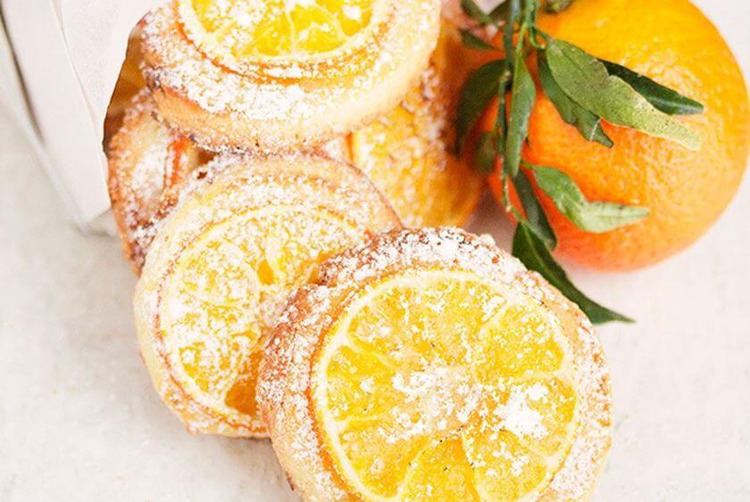 Recetas de postres que puedes hacer con mandarina