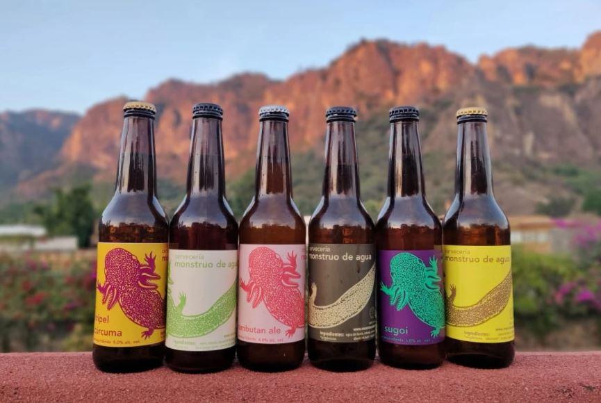 Ruta de la cerveza en México