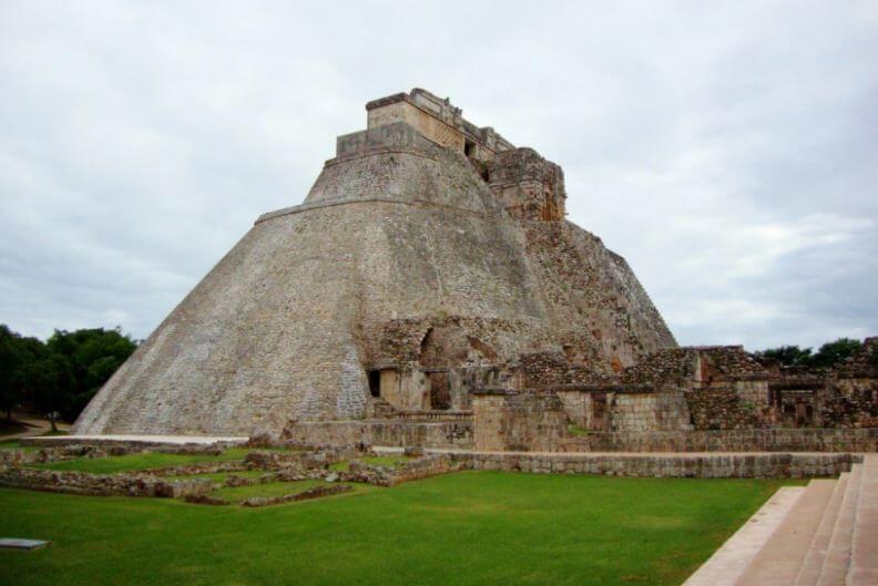 Uxmal: lugar declarado Patrimonio de la humanidad