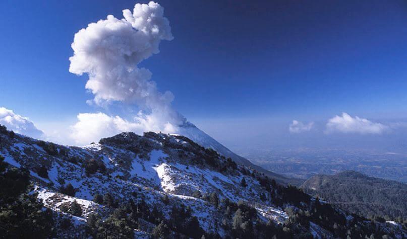 5 lugares para practicar alpinismo en México