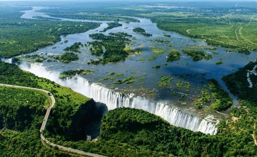 las cataratas mas grandes del mundo