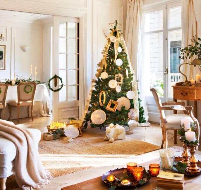 Tips para saber cómo cuidar tu árbol de Navidad natural