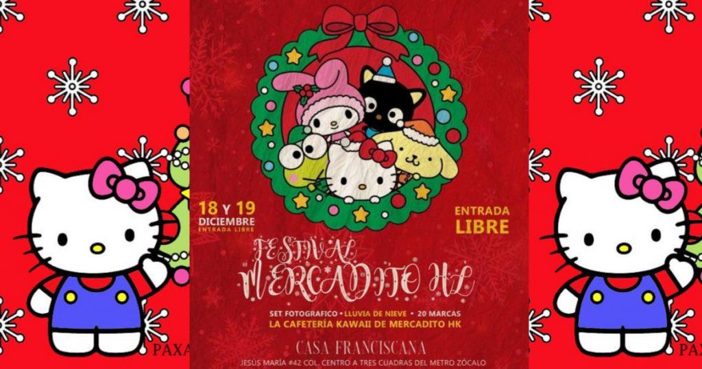 Festival-Navidad-Mercadito-HK-Hello-Kitty-5