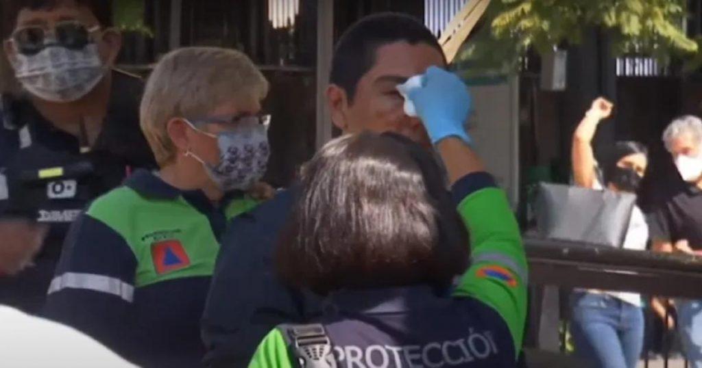Peregrinos-golpearon-personal-Proteccion-Civil-Basilica-de-Guadalupe