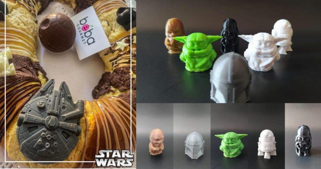 Rosca-Reyes-figuras-Star-Wars-2