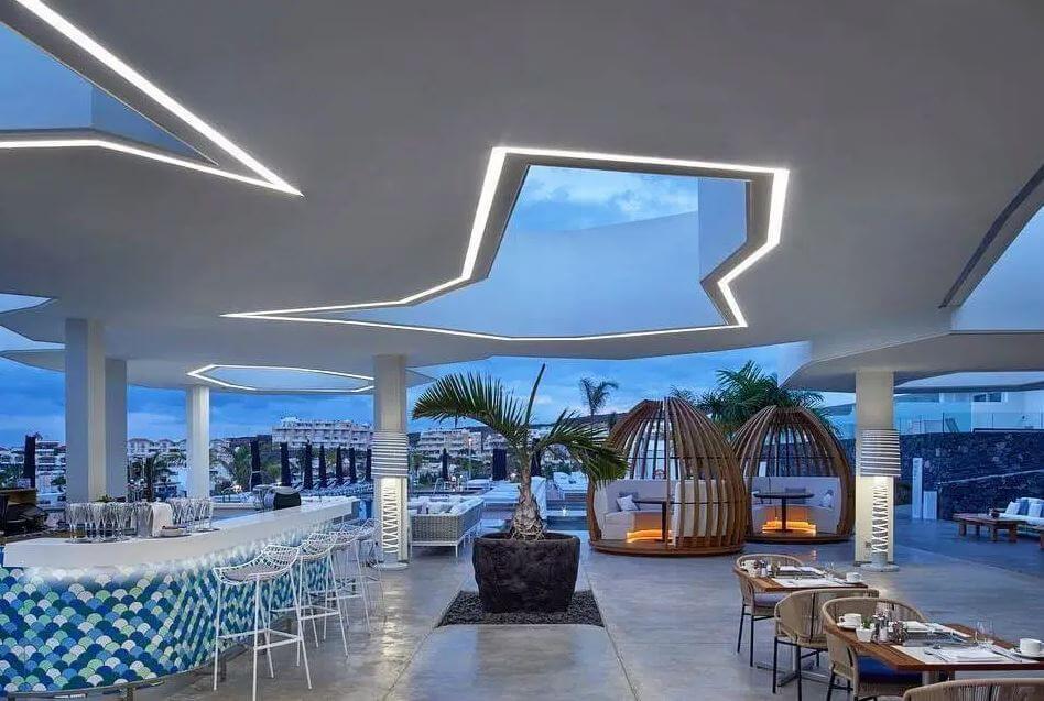 Este es el mejor hotel de lujo en Arquitectura y Diseño del 2020