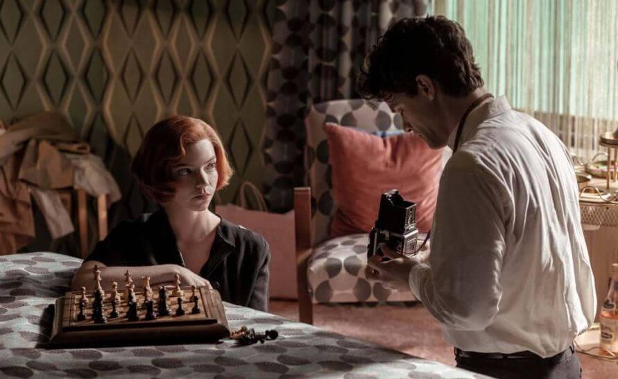 Datos curiosos de Gambito de dama la miniserie de Netflix