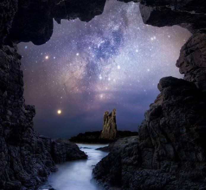 Eventos astronómicos del mes de diciembre