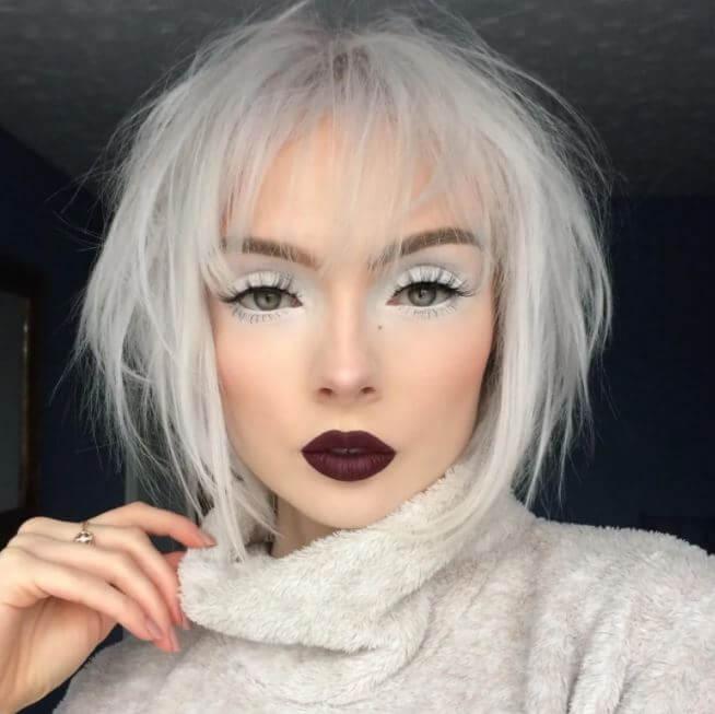 Ideas de maquillaje para Navidad