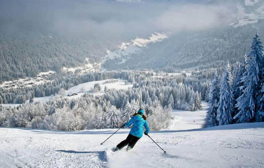 Los mejores lugares del mundo para esquiar