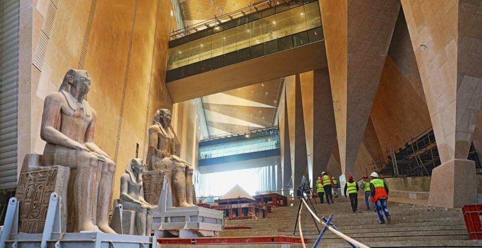 El museo más grande de arqueología