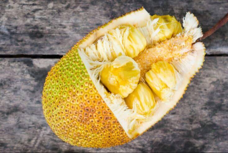 Jackfruit: la fruta con una textura muy similar a la carne