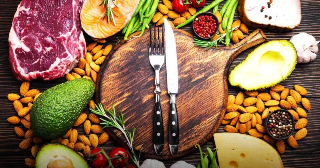 Menu-alimentos-dieta-Keto
