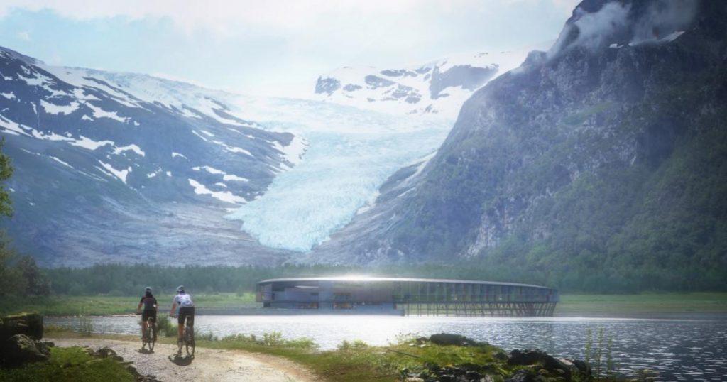 Snohetta-Svart-Primer-hotel-de-energia-positiva-Noruega-5