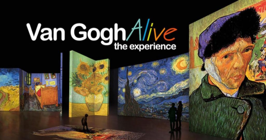 Van-Gogh-Alive-The-Experience-2021