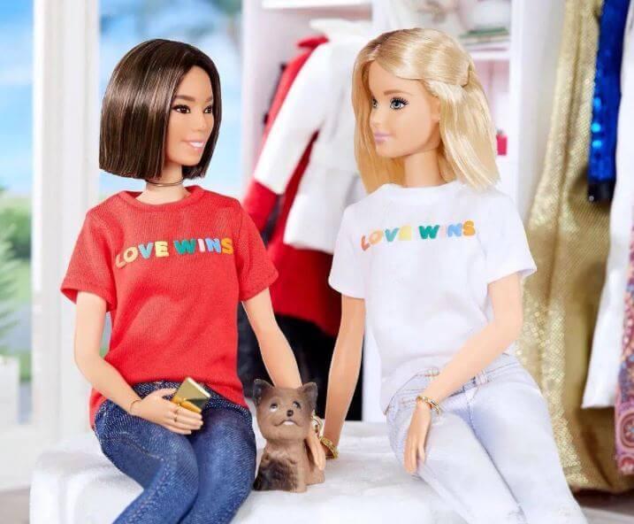 ¡Barbie ya tiene novia!